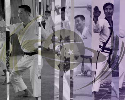 Tae Kwon Do (Taekwon-do) legend Bok Man Kim and his all inclusive art of Chun Kuhn Do.>